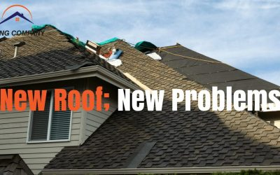 New Roofs; New problems